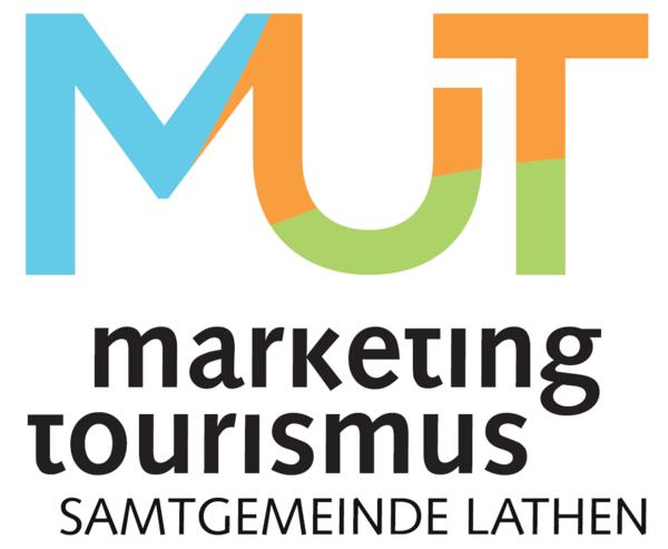 Logo der Marketing- und Tourismusgenossenschaft Samtgemeinde Lathen eG (MuT)